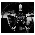 Borbet F 6,5x16 ET50 LK5x108