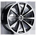 RH-Alurad GT 8,5x19 ET45 LK5x112