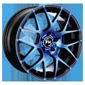 RH-Alurad NBU Race 8x17 ET45 LK5x112