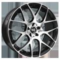 RH-Alurad NBU Race 8,5x19 ET35 LK5x112
